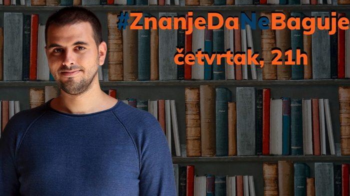 """LIVE onlajn """"Znanje da ne baguje"""""""